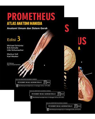 prometheus paket 3 buku komplit